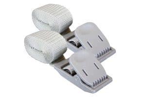 Camera straps for cellular trail cameras