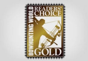 Bowhunting World Readers' Choice Gold logo