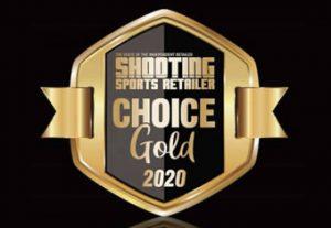 Shooting Sports Retailer Choice Gold 2020 logo