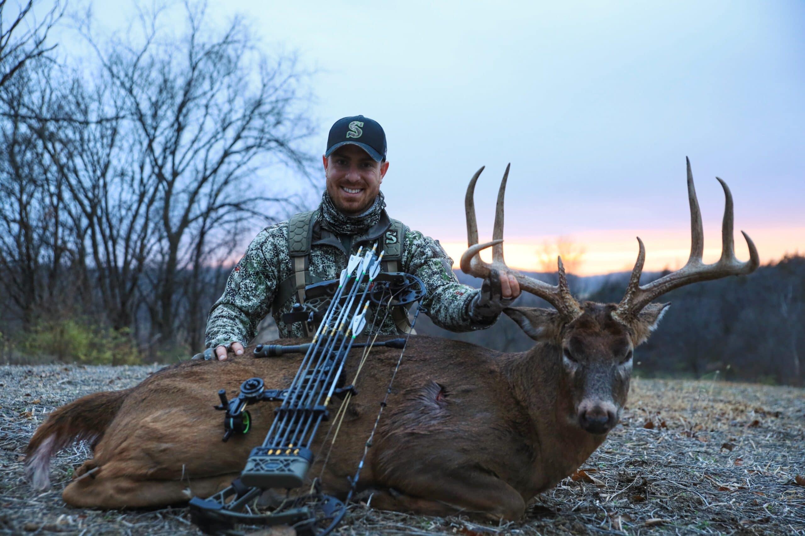 Garrett From Last Breath With Deer