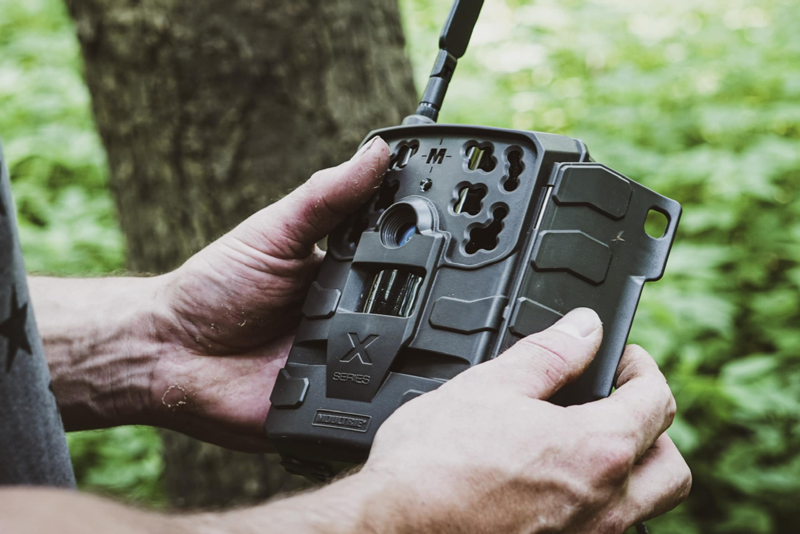 Moultrie Mobile X Series Cellular Trail Camera